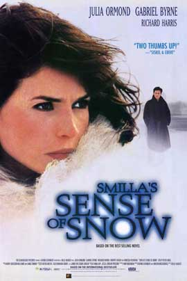 Smilla's Sense of Snow - 11 x 17 Movie Poster - Style A