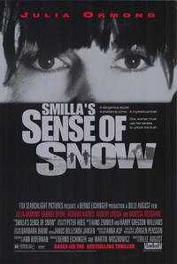 Smilla's Sense of Snow - 11 x 17 Movie Poster - Style B
