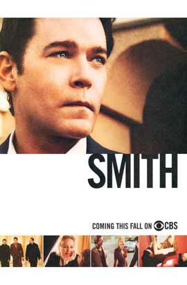 Smith (TV) - 11 x 17 TV Poster - Style A