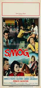 Smog - 14 x 36 Movie Poster - Insert Style A