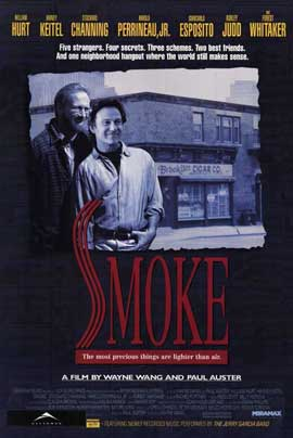 Smoke - 11 x 17 Movie Poster - Style A