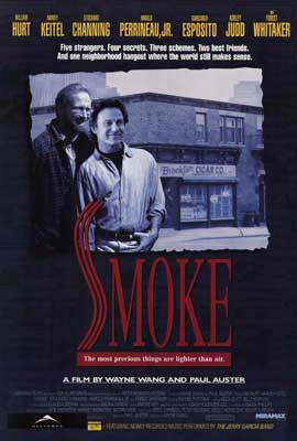 Smoke - 27 x 40 Movie Poster - Style A