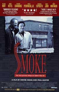 Smoke - 11 x 17 Movie Poster - Style B