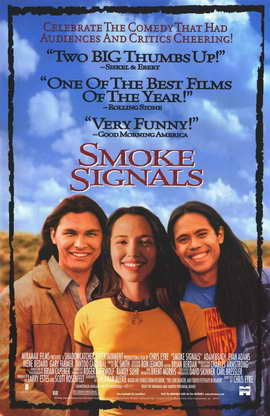 Smoke Signals - 11 x 17 Movie Poster - Style A