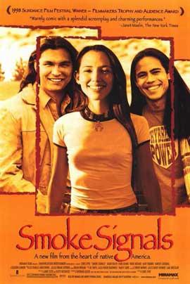 Smoke Signals - 11 x 17 Movie Poster - Style B