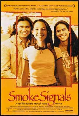 Smoke Signals - 27 x 40 Movie Poster - Style B