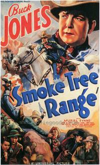 Smoke Tree Range - 27 x 40 Movie Poster - Style A