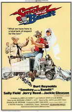 Smokey and the Bandit - 11 x 17 Movie Poster - Style A