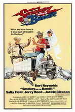 Smokey and the Bandit - 27 x 40 Movie Poster - Style A