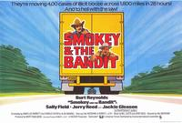 Smokey and the Bandit - 27 x 40 Movie Poster - Style B