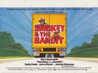 Smokey and the Bandit - 43 x 62 Movie Poster - Bus Shelter Style B