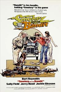 Smokey and the Bandit - 11 x 17 Movie Poster - Style C