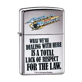 Smokey and the Bandit - High Polished Chrome Zippo Lighter
