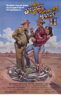 Smokey and the Bandit 2 - 11 x 17 Movie Poster - Style A