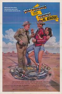 Smokey and the Bandit 2 - 11 x 17 Movie Poster - Spanish Style A