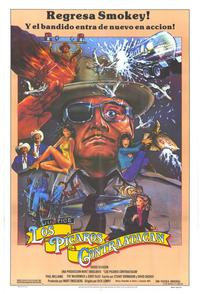 Smokey and the Bandit, Part 3 - 11 x 17 Movie Poster - Spanish Style A