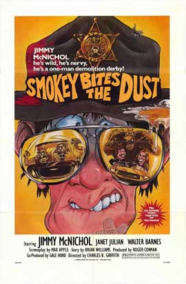 Smokey Bites the Dust - 11 x 17 Movie Poster - Style A