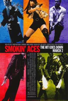 Smokin' Aces - 11 x 17 Movie Poster - Style A