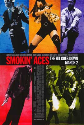 Smokin' Aces - 27 x 40 Movie Poster