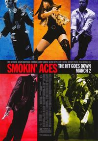 Smokin' Aces - 43 x 62 Movie Poster - Bus Shelter Style A