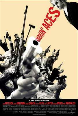 Smokin' Aces - 11 x 17 Movie Poster - Style G