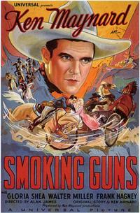Smoking Guns - 11 x 17 Movie Poster - Style A