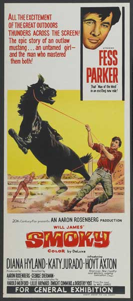 Smoky - 13 x 30 Movie Poster - Australian Style A