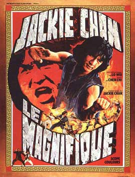 Snake and Crane Arts of Shaolin - 11 x 17 Movie Poster - French Style A