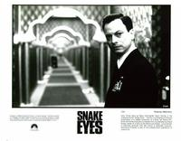 Snake Eyes - 8 x 10 B&W Photo #1