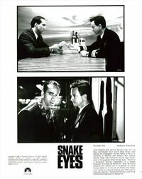 Snake Eyes - 8 x 10 B&W Photo #2