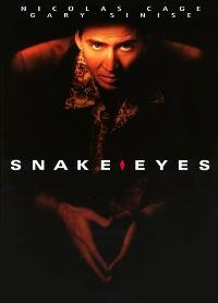 Snake Eyes - 11 x 17 Movie Poster - Style B