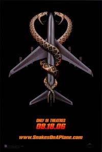 Snakes on a Plane - 11 x 17 Movie Poster - Style B