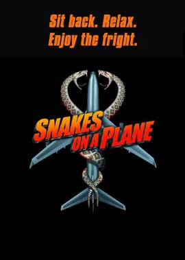 Snakes on a Plane - 11 x 17 Movie Poster - UK Style A