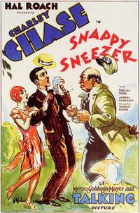 Snappy Sneezer - 11 x 17 Movie Poster - Style A