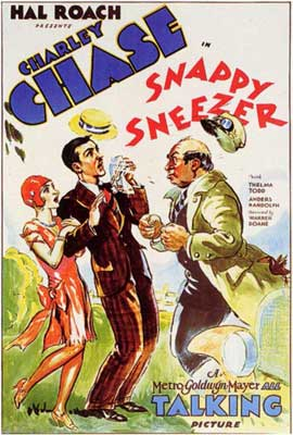 Snappy Sneezer - 27 x 40 Movie Poster - Style A