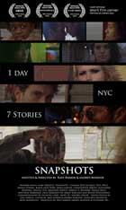 Snapshots - 43 x 62 Movie Poster - Bus Shelter Style A