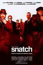 Snatch - 27 x 40 Movie Poster - Style B