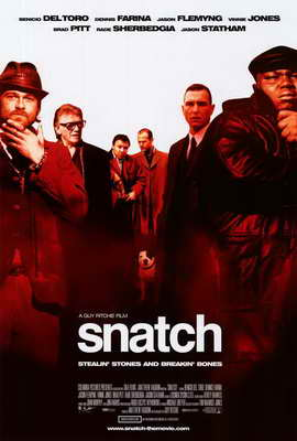 Snatch - 27 x 40 Movie Poster