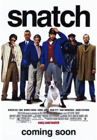 Snatch - 43 x 62 Movie Poster - Bus Shelter Style A