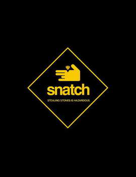 Snatch - 27 x 40 Movie Poster - Style C