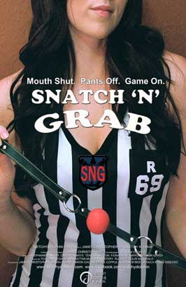 Snatch 'n' Grab - 43 x 62 Movie Poster - Bus Shelter Style A