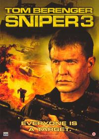 Sniper 3 - 11 x 17 Movie Poster - Style A