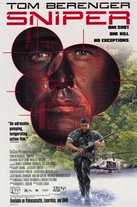 Sniper - 43 x 62 Movie Poster - Bus Shelter Style A