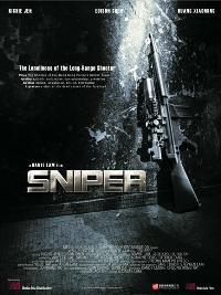 Sniper - 27 x 40 Movie Poster - Style B
