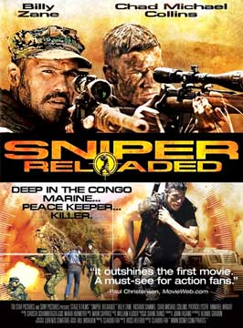 Sniper: Reloaded - 27 x 40 Movie Poster - Style A