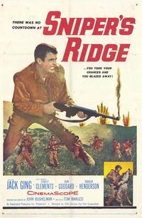 Snipers Ridge - 27 x 40 Movie Poster - Style A