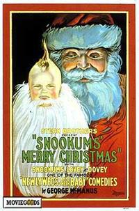 Snookums Merry Christmas - 27 x 40 Movie Poster - Style A