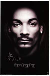 Snoop Dogg - Music Poster - 22 x 34 - Style C
