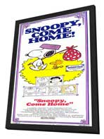  - 14 x 36 Movie Poster - Insert Style A - in Deluxe Wood Frame