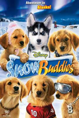 Snow Buddies - 27 x 40 Movie Poster - German Style A
